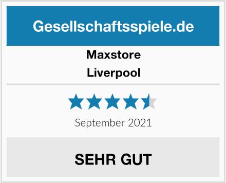 Maxstore Liverpool Test