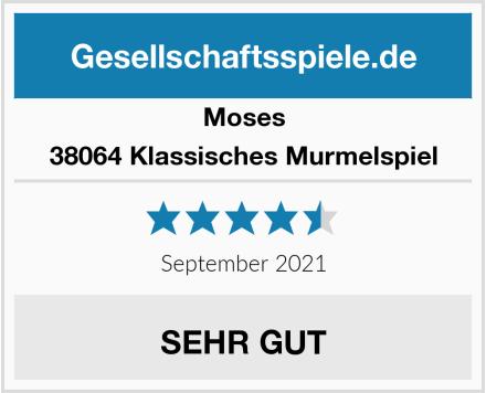 Moses 38064 Klassisches Murmelspiel Test