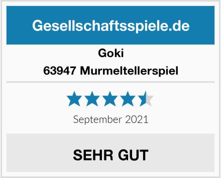 Goki 63947 Murmeltellerspiel Test