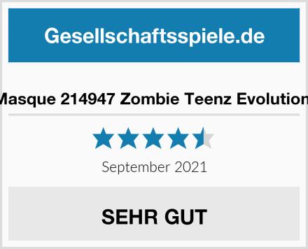 Scorpion Masque 214947 Zombie Teenz Evolution Brettspiel Test