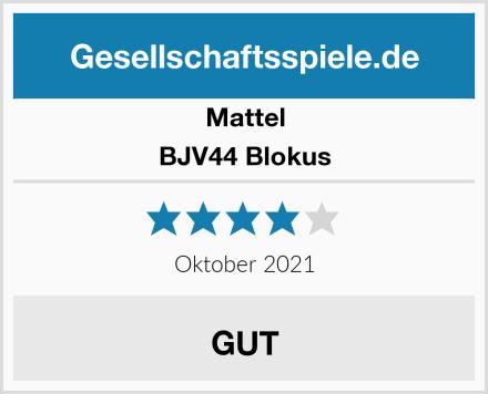 Mattel BJV44 Blokus Test