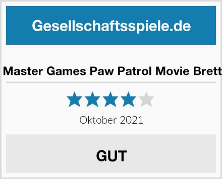 Spin Master Games Paw Patrol Movie Brettspiel Test