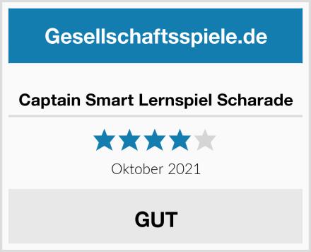 Captain Smart Lernspiel Scharade Test