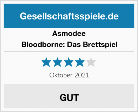 Asmodee Bloodborne: Das Brettspiel Test