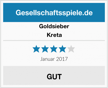Goldsieber Kreta Test