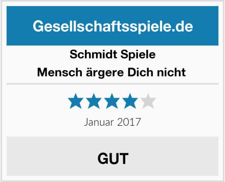 Schmidt Spiele Mensch ärgere Dich nicht  Test
