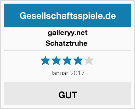 galleryy.net Schatztruhe  Test