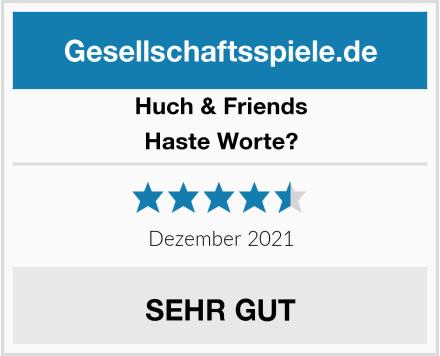 Huch & Friends Haste Worte? Test