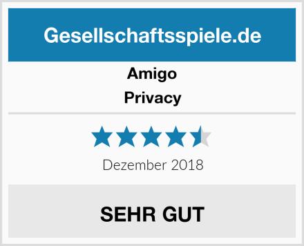 Amigo Privacy Test