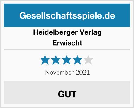 Heidelberger Verlag Erwischt Test