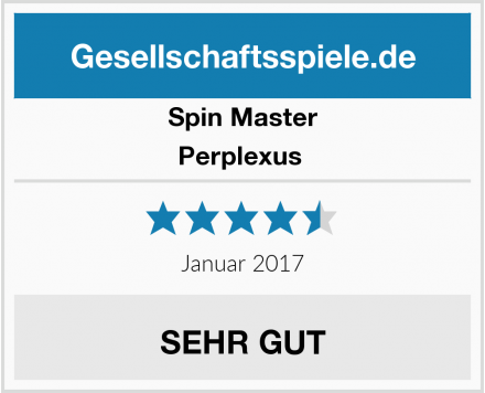 Spin Master Perplexus  Test