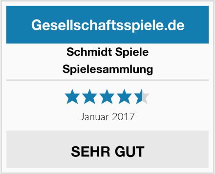 Schmidt Spiele Spielesammlung Test