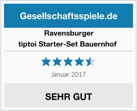 Ravensburger tiptoi Starter-Set Bauernhof  Test
