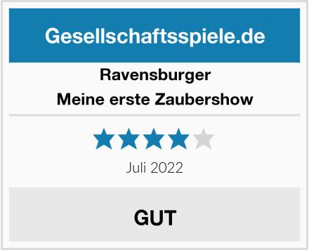 Ravensburger Meine erste Zaubershow  Test
