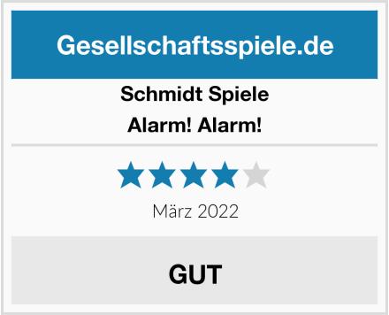 Schmidt Spiele Alarm! Alarm! Test