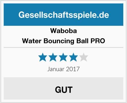 Waboba Water Bouncing Ball PRO Test