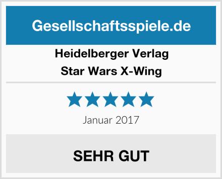 Heidelberger Verlag Star Wars X-Wing Test