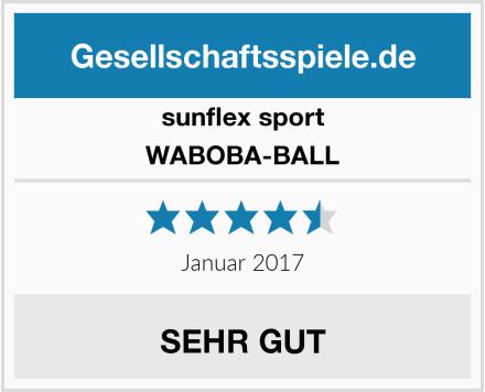 sunflex sport WABOBA-BALL Test