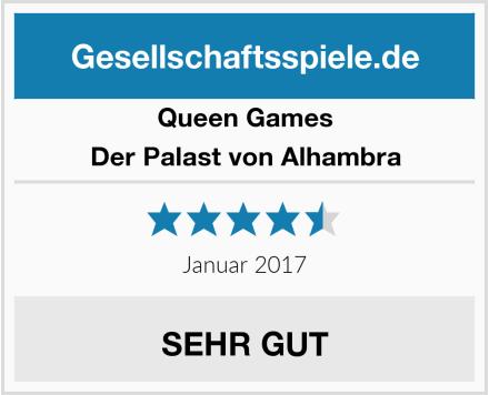 Queen Games Der Palast von Alhambra Test