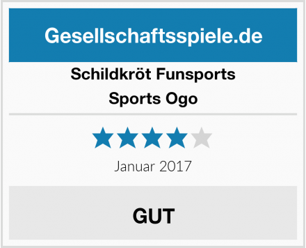 Schildkröt Funsports Sports Ogo Test