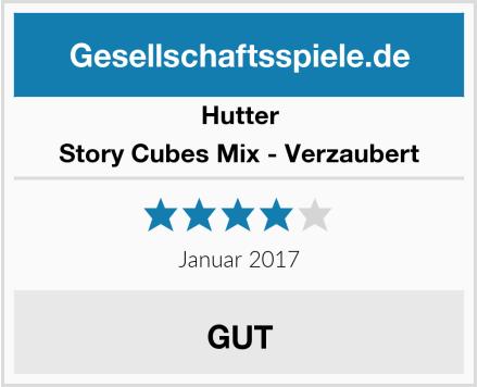 Hutter Story Cubes Mix - Verzaubert Test