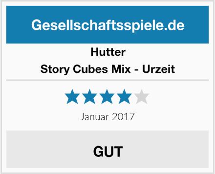 Hutter Story Cubes Mix - Urzeit Test