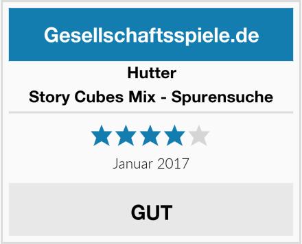 Hutter Story Cubes Mix - Spurensuche Test