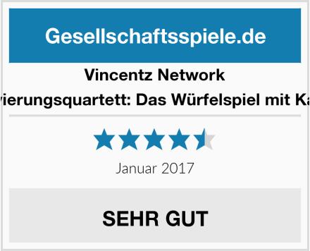 Vincentz Network Aktivierungsquartett: Das Würfelspiel mit Karten Test