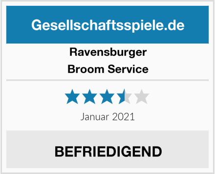 Ravensburger Broom Service Test