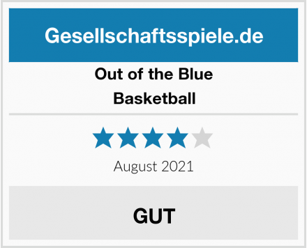 Out of the Blue Basketball Test