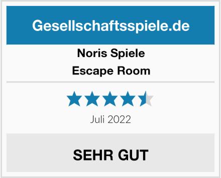 Noris Spiele Escape Room Test