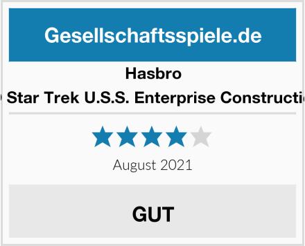 Hasbro KRE-O Star Trek U.S.S. Enterprise Construction Set  Test