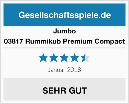 Jumbo  03817 Rummikub Premium Compact  Test