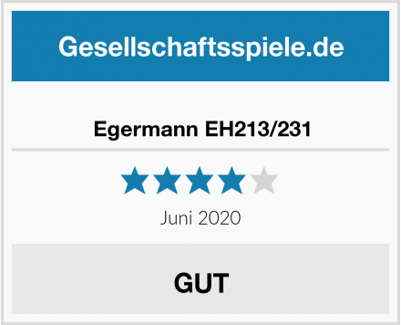 Egermann EH213/231 Test