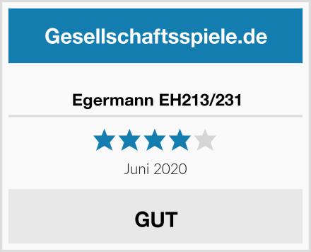 Egermann EH213/231 Test