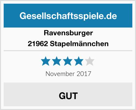 Ravensburger 21962 Stapelmännchen Test