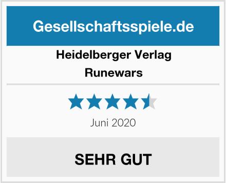 Heidelberger Verlag Runewars Test