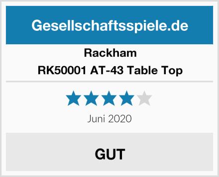 Rackham RK50001 AT-43 Table Top Test