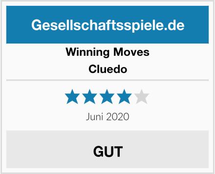 Winning Moves Cluedo Test