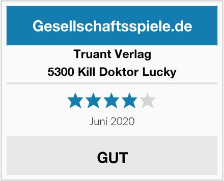 Truant Verlag 5300 Kill Doktor Lucky Test