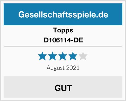 Topps D106114-DE Test