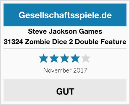 Steve Jackson Games 31324 Zombie Dice 2 Double Feature Test