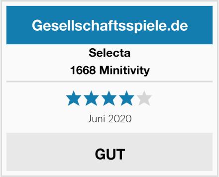 Selecta 1668 Minitivity Test