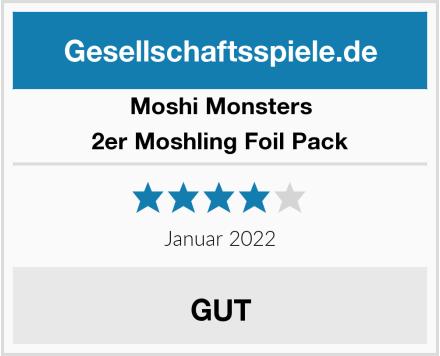 Moshi Monsters 2er Moshling Foil Pack Test