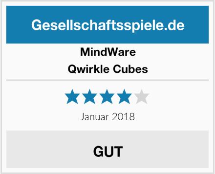Mindware Qwirkle Cubes Test