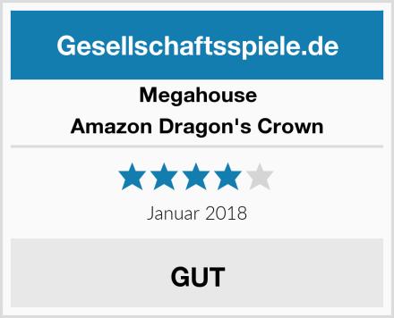 Megahouse Amazon Dragon's Crown Test