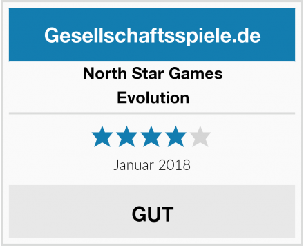 North Star Games Evolution Test