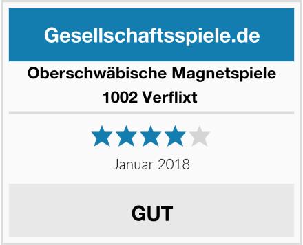 Oberschwäbische Magnetspiele 1002 Verflixt  Test