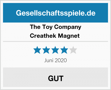 The Toy Company Creathek Magnet  Test