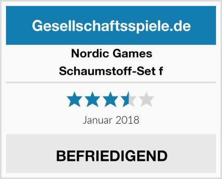 Nordic Games Schaumstoff-Set f Test